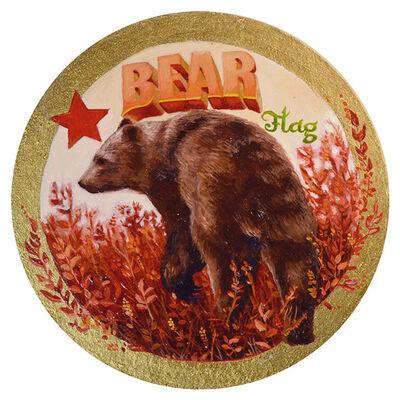 Susanne Apgar, 'Bear Flag Beer', 2018