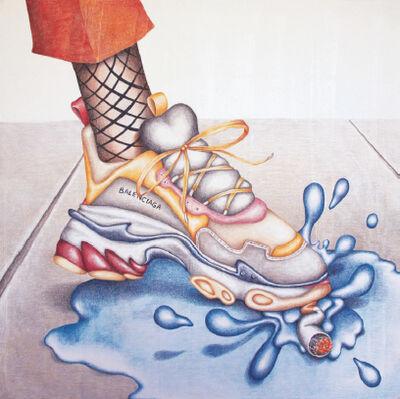 Samantha Rosenwald, 'Lemme Splash', 2018