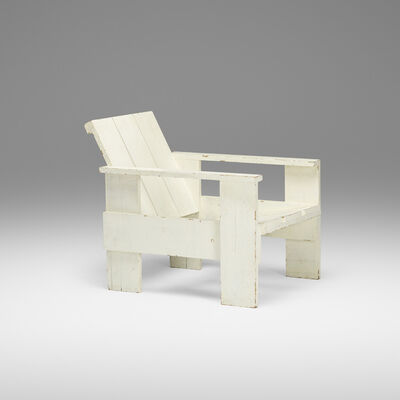 Gerrit Thomas Rietveld, 'Early Crate chair', 1934