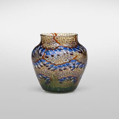 Vetreria Artistica Barovier, 'Vetro Mosaico vase', c. 1920