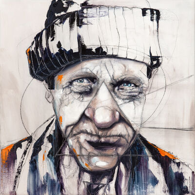 Sebastian Wandl, 'Fisherman', 2017