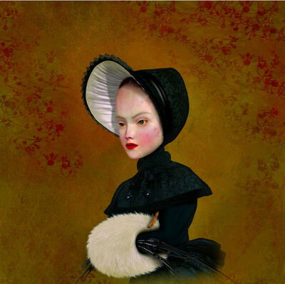 Ray Caesar, 'Hall of Ages Study', 2005