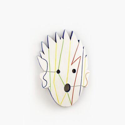 "Kiki Kogelnik, '""Scratched""', 1992"