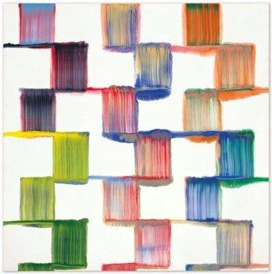 Bernard Frize, 'Dependance', 2008