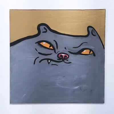 David Akey, 'Smokey', 2021