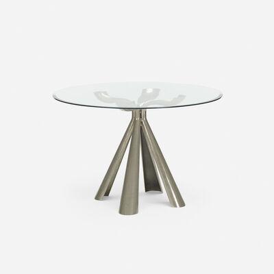 Vittorio Introini, 'dining table', 1972