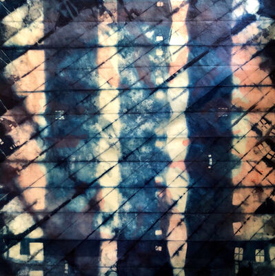 Yvette Drury Dubinsky, 'Migration Experiment I', 2019