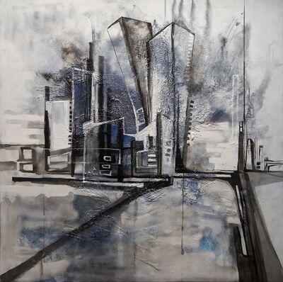 Jennifer Bobola, 'City Static', 2018
