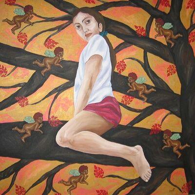 Rim El Jundi, 'Climbing the Family Tree', 2010