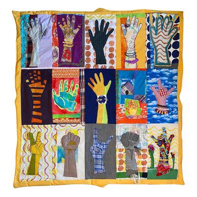 Jamia Weir, 'Hand Stand', 2020