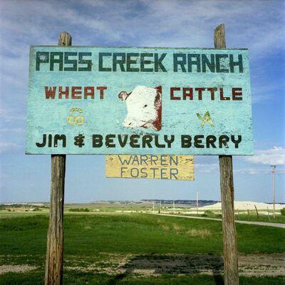 Steve Fitch, 'South of Kadoka, South Dakota, May ', 2001