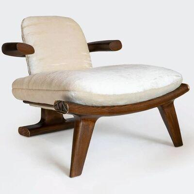 Achille Salvagni, 'Amboseli Contemporary Lounge Armchair', 2018