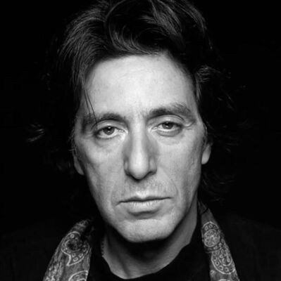 Terry O'Neill, 'Al Pacino London'