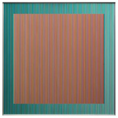 Carlos Cruz-Diez, 'physichromie 1569', 2008