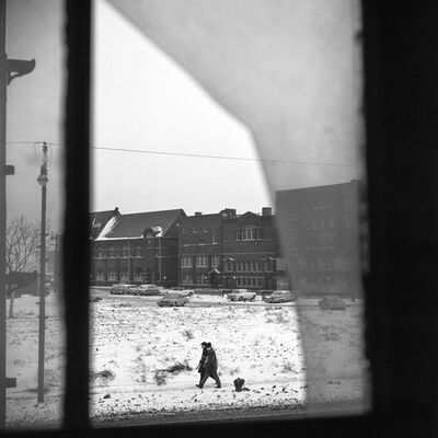 Vivian Maier, 'Hull House, Chicago, IL', 1963