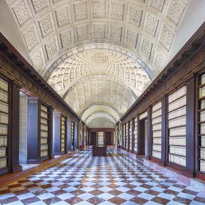 Reinhard Gorner, 'Archivo general de indias, Sevilla', 2017