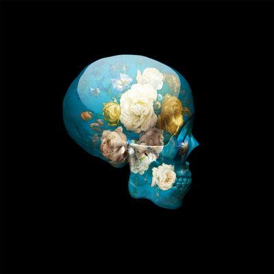 Magnus Gjoen, 'NO ONE BUT DEATH SHALL PART US', 2017