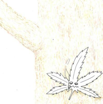Okay Mountain, '7x7 Collaborative Drawing (#166)', 2012