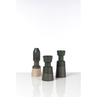 Martin Schlotz, 'Set of three vases', 2006