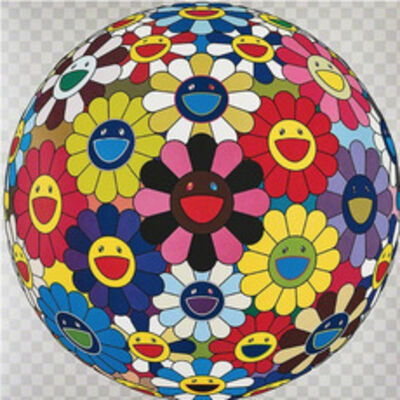 Takashi Murakami, 'Flower Ball (Kindergarten Days)', 2002
