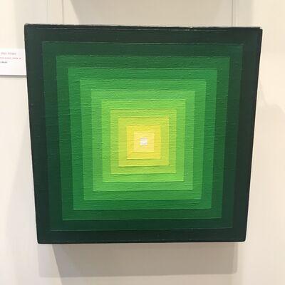 Peter Kalkhof, 'Colour Space Texture', 1989
