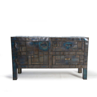 Piet Hein Eek, 'Welded Steel Cabinet', 2015