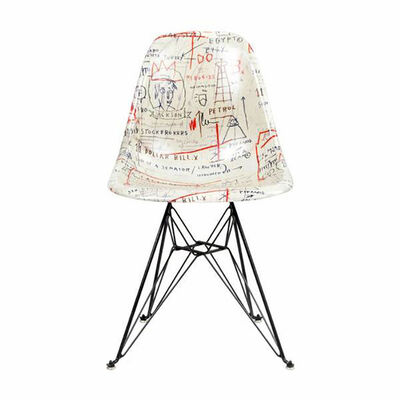 Jean-Michel Basquiat, 'Case Study Furniture® Chair (Jackson)', 2016-2019