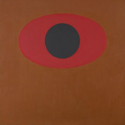 Kenneth Noland, 'Brazilian Light', 1964