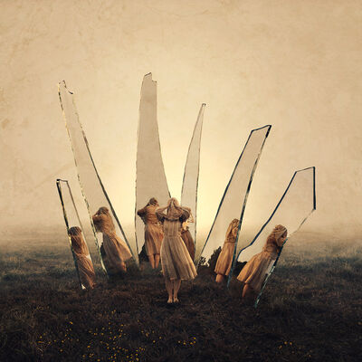Brooke Shaden, 'Reflection #1: Revolution',