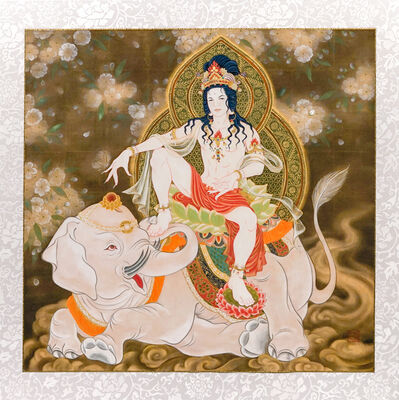 Ryoko Kimura, 'Fugen Bodhisattva', 2018