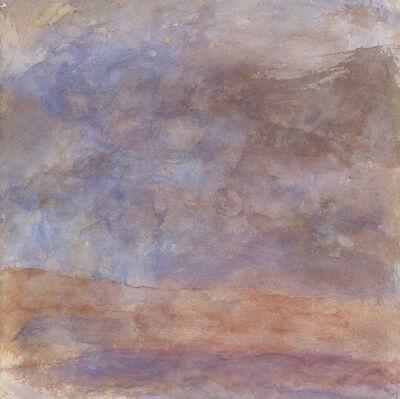 Jon Schueler, 'Chester Study I', 1969
