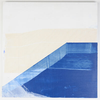 Blanca Guerrero, 'Sink into the Blue, V', 2015