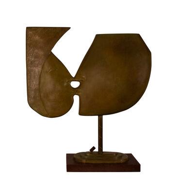 Orlando Agudelo Botero, 'El Beso (Kiss)', 2019