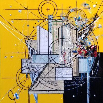 Étienne Gélinas, 'Composition 513', 2019