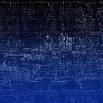 Shuli Sade, 'MetroCryptogram 2', 2014