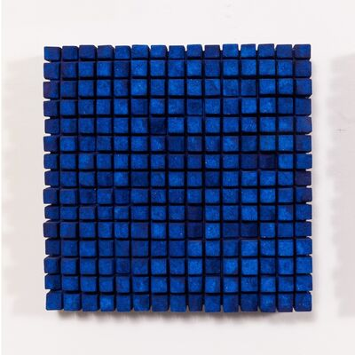 Dieter Kraenzlein, 'Untitled (Blue)', 2015