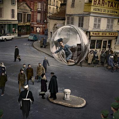 "Melvin Sokolsky, '""Lumiere Street""', 1963"