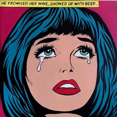 Brett Hammond, 'He Promised Wine...', 2016