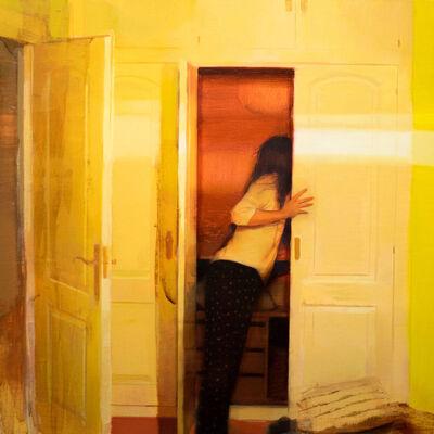 Jose Luis Ceña, 'El secreto del armario', ca. 2019