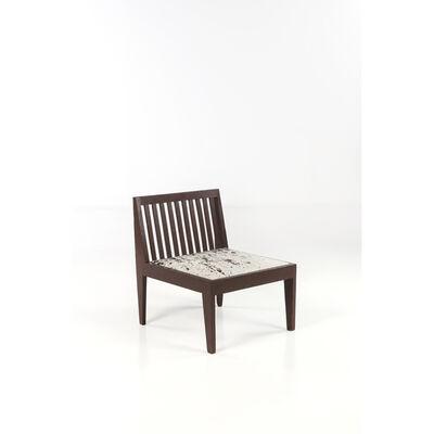 Pierre Jeanneret, 'Fireside chair', 1955-1960