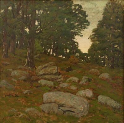 Ben Foster, 'Rocky Hill', ca. 1915