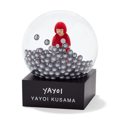 Yayoi Kusama, 'Snow Globe (Narcissus Garden)', 2019