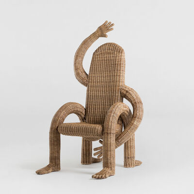 Chris Wolston, 'Nalgona Dining Chair 01', 2019