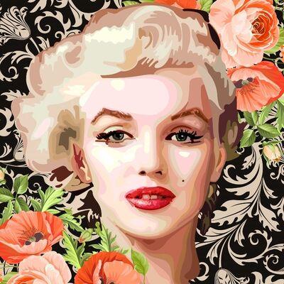 Elisabetta Fantone, 'Marilyn Monroe', 2018