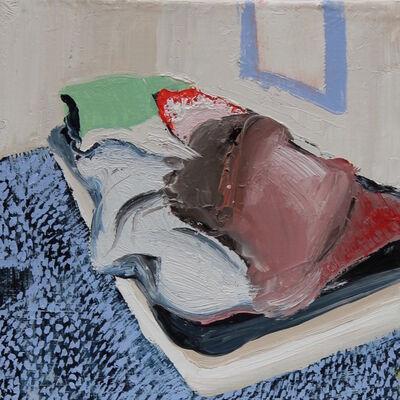 Delilah Ray Miske, 'Bed', 2014
