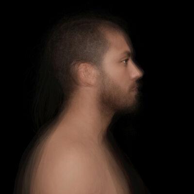 Antonio Briceño, 'Immigrant Profile I', 2020