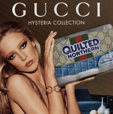 Luis Alves, 'Quilted Northern — Hysteria Collection', 2020