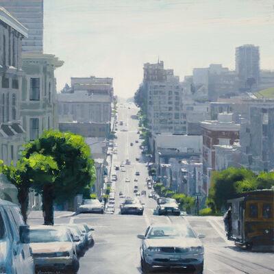 Ben Aronson, 'California Street, Midday', 2021