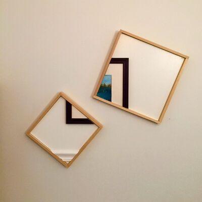 Wade Kramm, 'Wall Fragment (Frame)', 2019