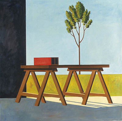 Armin Mühsam, 'Signorelli's Tree II', 2008